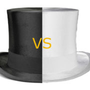 White Hat vs Blackhat SEO Strategy