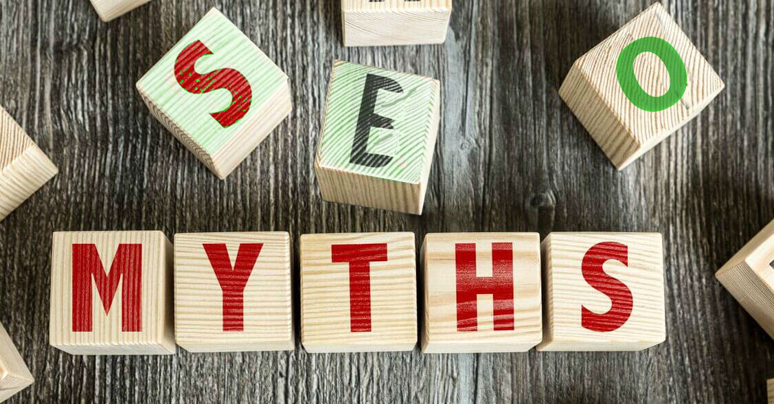 DizzyWeb SEO Myths